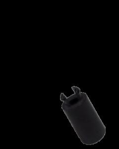 Black Plastic Spacer 03-8022-2