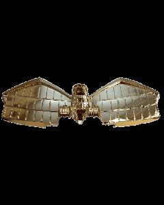 Judge Dredd Eagle Gold Topper 03-8936