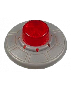 Attack from Mars Mini Saucer Red