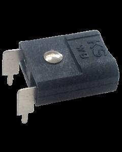 Wedge Base Socket PCB Mount