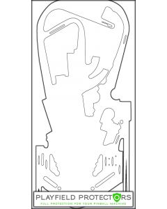Funhouse Playfield Protector