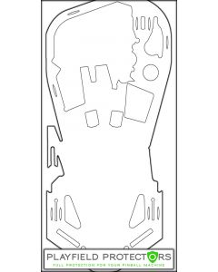 Medieval Madness Playfield Protector