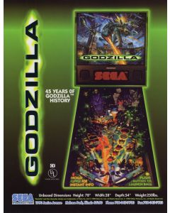 Godzilla Flyer