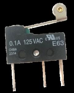 Data East/Sega/Stern Ball Detect Sub-Microswitch 180-5119-00