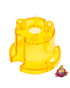 Pop Bumper Body Yellow Transparent