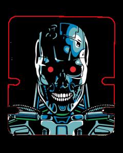 Terminator 2 Plastic 31-1-50013-7
