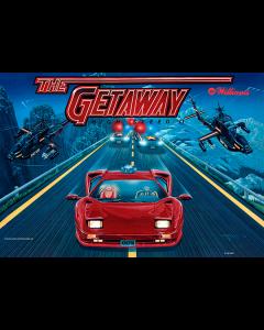 The Getaway Translite