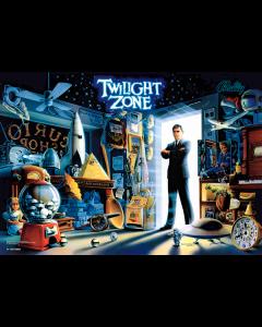 Twilight Zone Translite