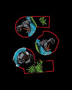 Congo Plastics 31-1532-XX