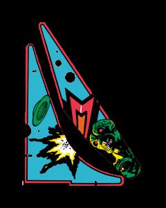 Attack from Mars Plastic Set 31-2535-6/7