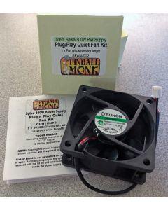 Spike Plug n Play Quiet Fan Kit (300W Power Supply)