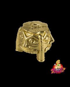 Indiana Jones Idol Figure 24K Gold (With Certificate)