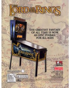 Lord of the Rings Flyer