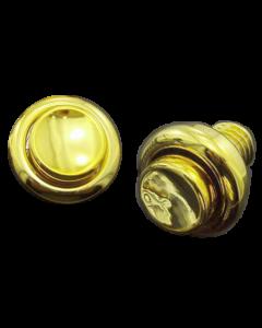 Flipper Button Gold