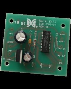Data East Controller Board