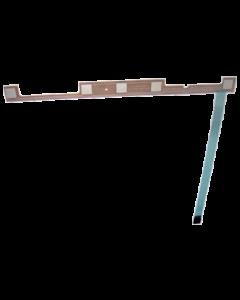 Switch 5 Position Membrane Black Rose/Riverboat Gambler