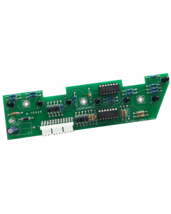 7 LED Opto Trough Receiver Board A-16529