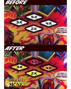 Deadpool Multiplier Bracket