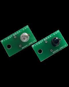 Opto IR LED Transmitter/Receiver Board Set