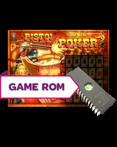 Pistol Poker Game Rom U2
