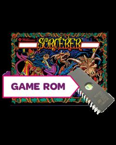 Sorcerer CPU Game Rom Set
