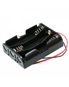 Remote Battery Holder 3 x AAA