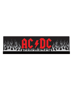 AC/DC RED Topper Stern