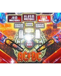 AC/DC Flipper Decals