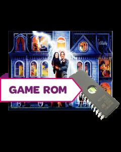 Addams Family CPU Game Rom