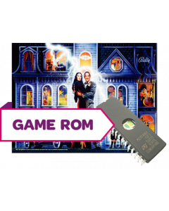 Addams Family CPU Game Rom (Home)