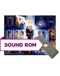 Addams Family Gold Sound Rom U15