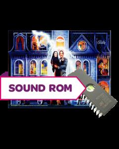 Addams Family Gold Sound Rom U18
