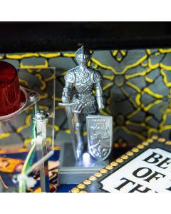 Addams Family LED Armor Modification