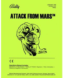 Attack From Mars Manual