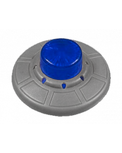 Attack from Mars Mini Saucer Blue