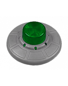 Attack from Mars Mini Saucer Green