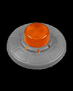 Attack from Mars Mini Saucer Orange