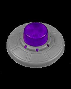Attack from Mars Mini Saucer Purple