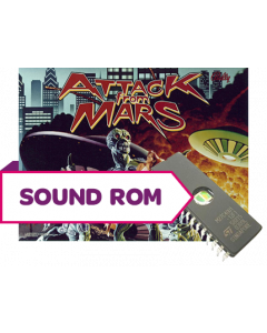 Attack from Mars Sound Rom S2