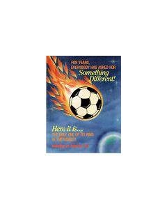 A.G. Soccer-Ball Flyer