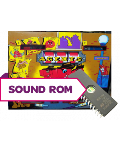 Agents 777 Sound Rom
