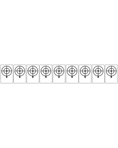 Air Aces Target Decals