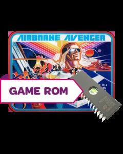 Airborne Avenger CPU Game Rom Set