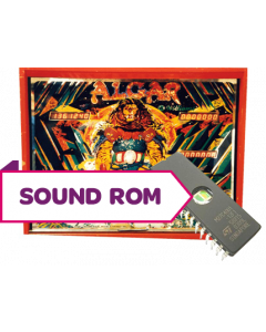 Algar CPU Sound Rom