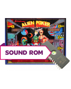 Alien Poker Sound Rom