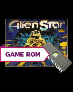 Alien Star CPU Game Rom
