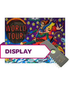 Al's Garage Band Goes On a World Tour Display Rom