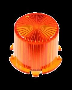 Dome Flash Lamp Amber