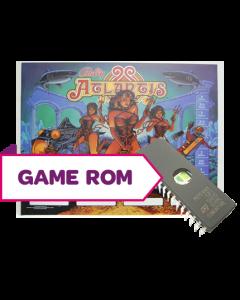 Atlantis CPU Game Rom Set