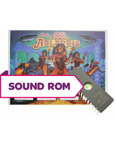 Atlantis Sound Rom U4